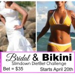 Bridal and Bikini Slimdown DietBet Challenge