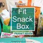 Product Review:  April Fit Snack Box