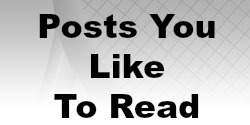 Posts You Like to Read 2
