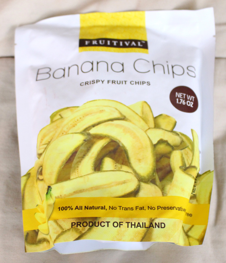 Fruitval Banana Chips