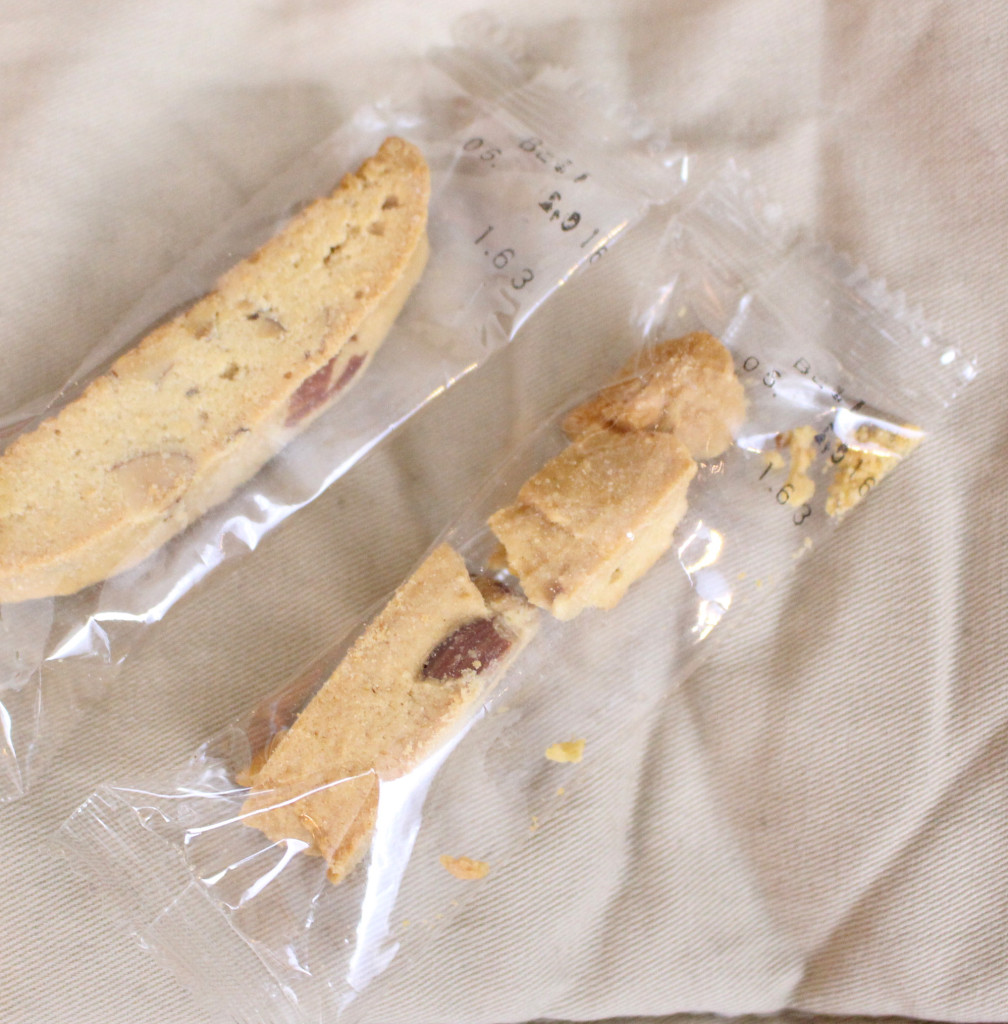 Lemon Almond Biscotti by Biscotti Di Suzy