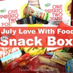 July Love With Food Deluxe Box Unboxing