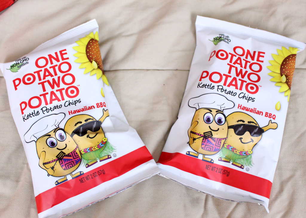 One Potato Two Potato Hawaiian BBQ Kettle Chips