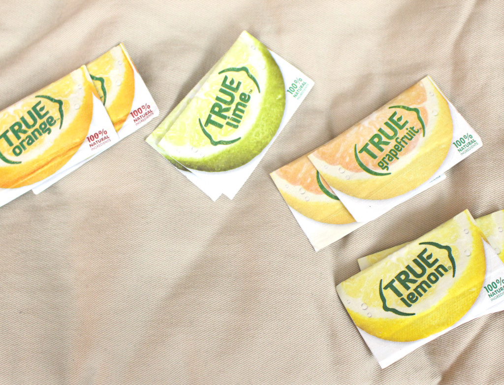 True Lemon True Lime True Orange and True Grapefruit by True Citrus