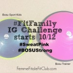 Family Fun Five +FitFamily Instagram Challenge