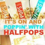 On And Poppin' With HalfPOPS