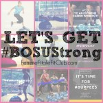 Let's Get BOSU Strong