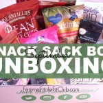 September Snack Sack Box Unboxing