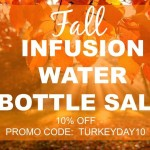 Infusion Water Bottle Sale