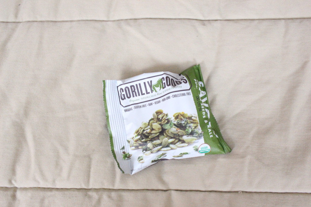 Pumpkin Seeds & Kale – Gorilly Goods