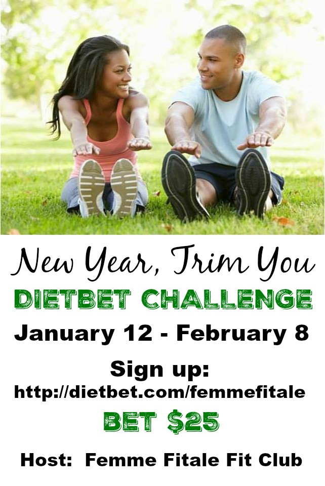 New Year Trim You DietBet Challenge