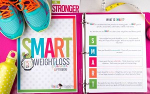 SMART Weight Loss Planner