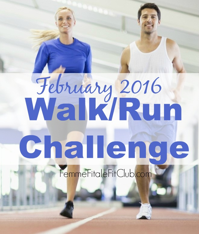 Run Walk Challenge banner