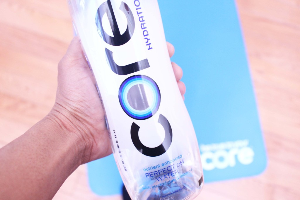 Core Water and Yoga Mat Giveaway
