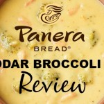 Meal Mondays:  Panera Bread Broccoli Cheddar Soup Review