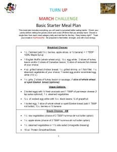 Turn Up March Challeng Meal Plan-page-001