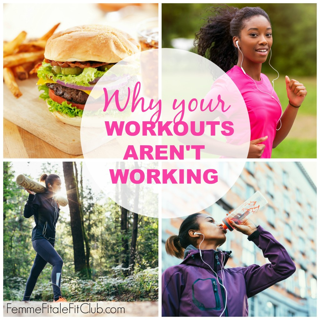 Why Your Workouts Aren't Working banner