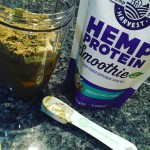 Breakfast Made Easy With Hemp Protein Smoothie