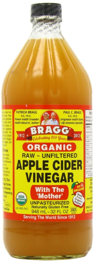 Braggs Apple Cider Vinegar with The Mother