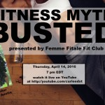 Fitness Myths Busted! Webinar with Dr. Phoenyx Austin