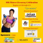 Major Fitness Giveaway Celebration