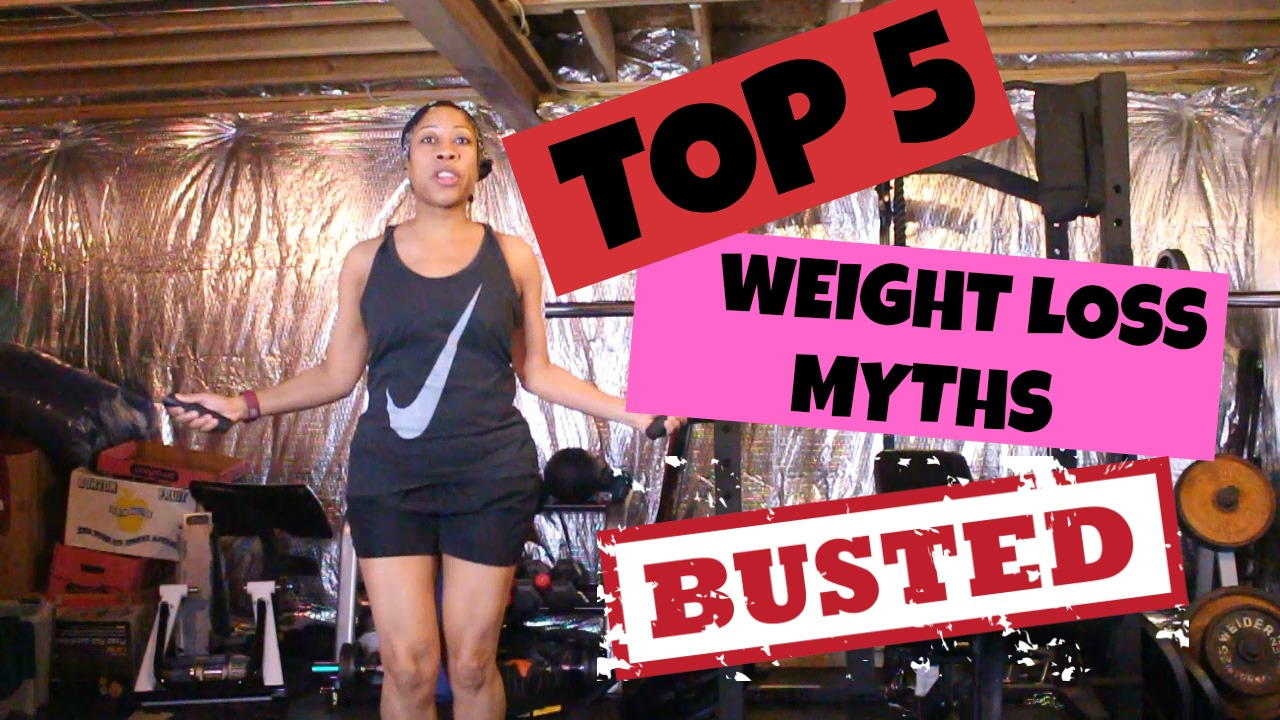 Top 5 Weight Loss Myths Busted