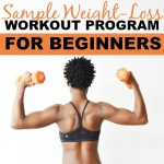Sample Weight-Loss Workout Program for Beginners