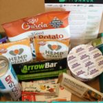 July 2016 Fit Snack Box Unboxing