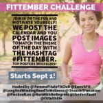 September 2016 #FITTEMBER Fitness Challenge