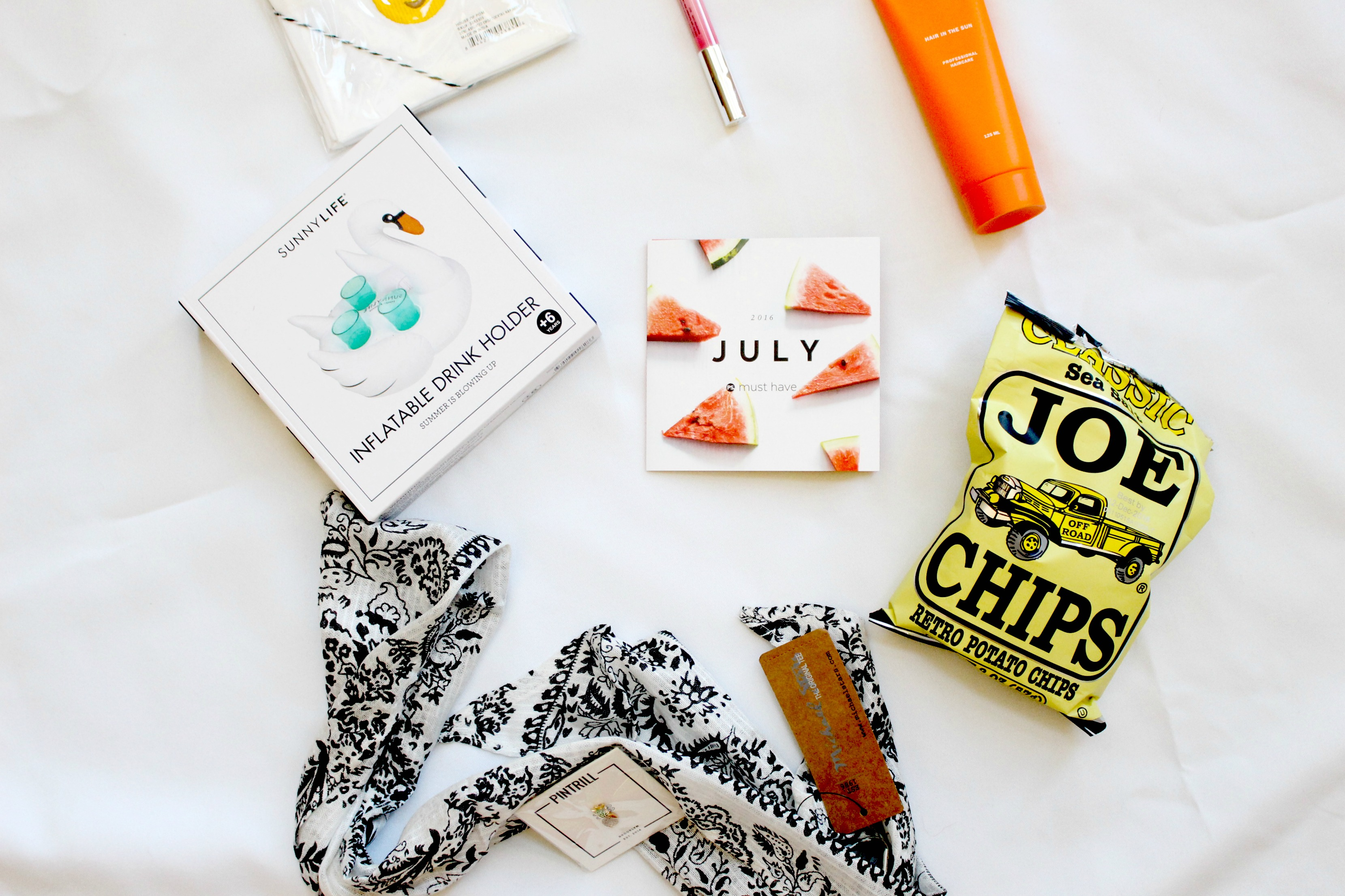 July 2016 POPSUGAR Must Have Box