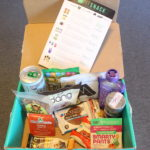 September 2016 Fit Snack Box Unboxing