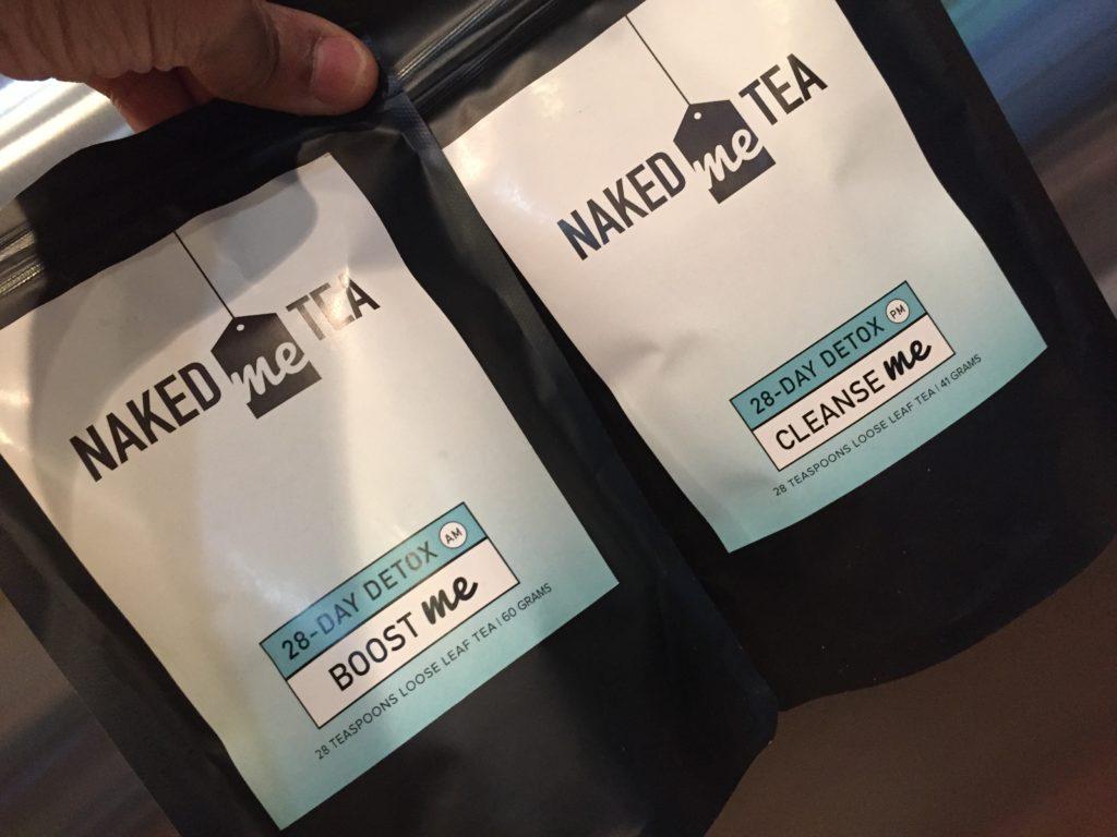 Naked Me Tea