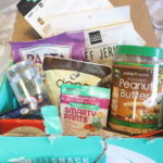 November 2016 Fit Snack Box Unboxing