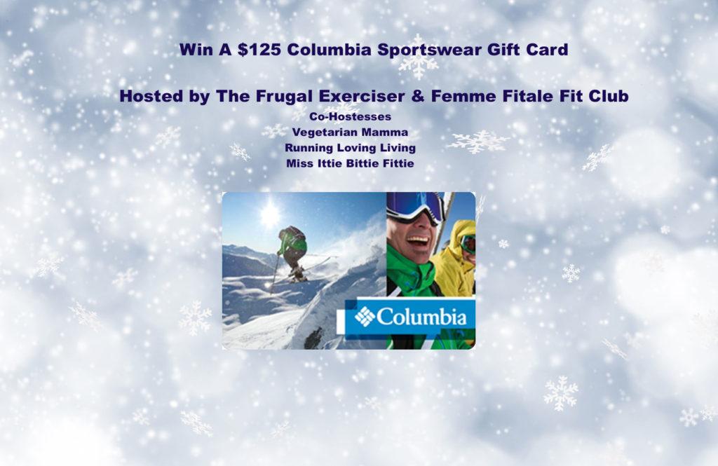 Columbia Sportswear Giveaway
