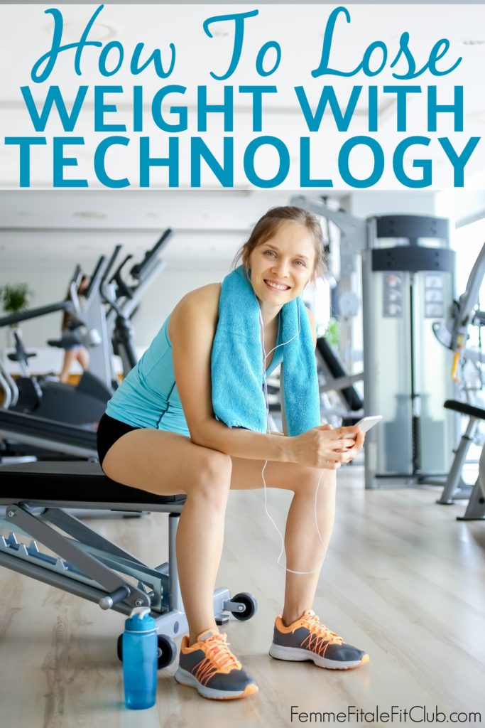 How to lose weight with technology