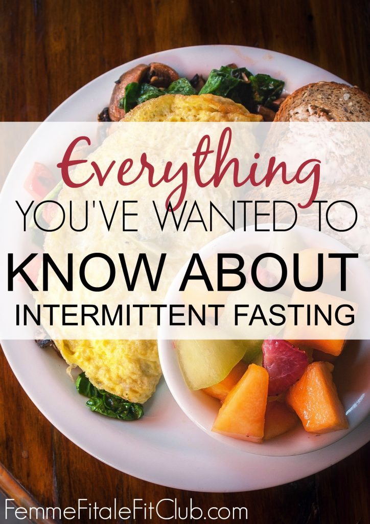 Everything you wanted to know about intermittent fasting #intermittentfasting #diet