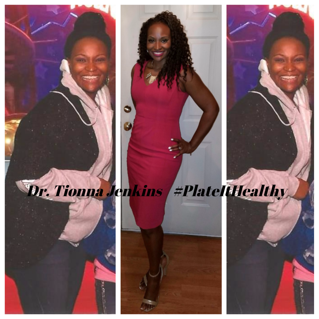 dr. tionna jenkins #plateithealthy