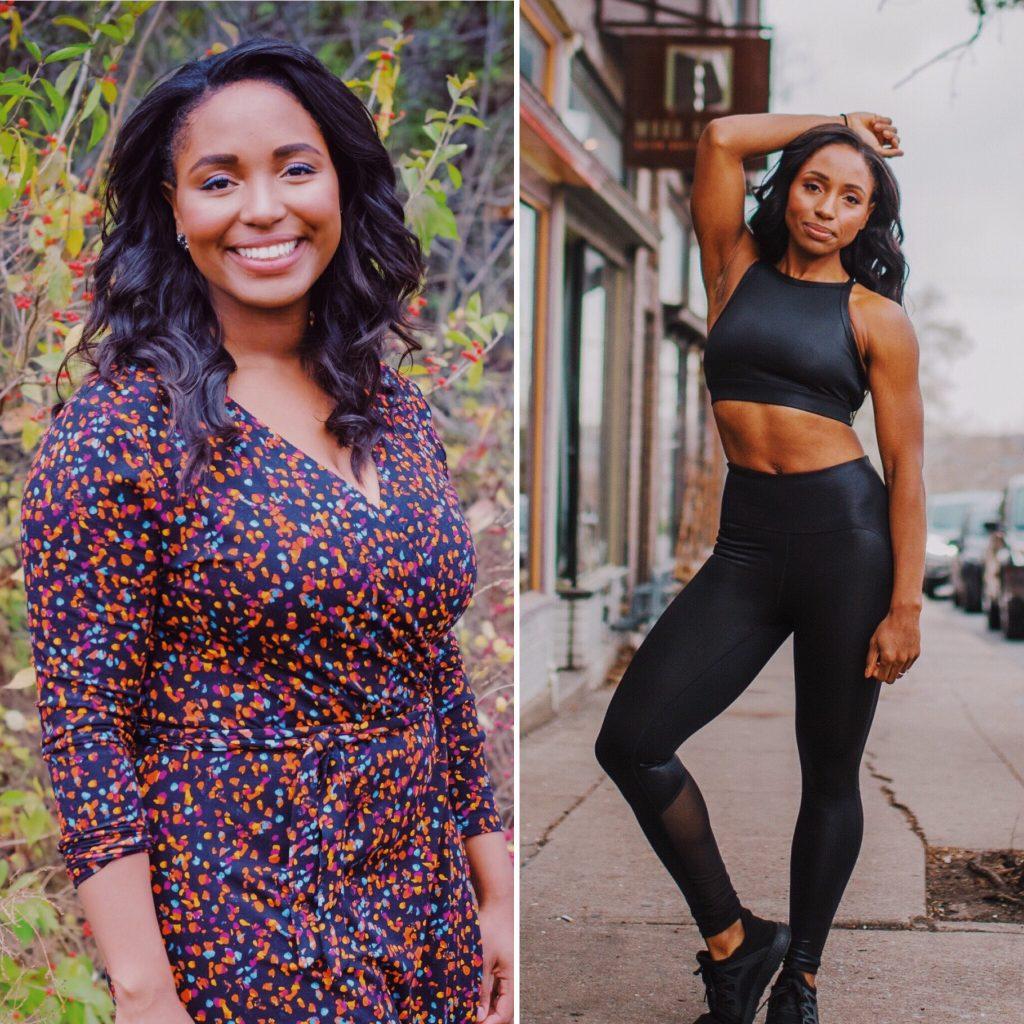 Amina Barnes @AminaBFit #weightlossjourney #weightlossbefore #weightlossbeforeandafter #weightlossbeforeafter #health #weightlosstips #weightlosstransformation